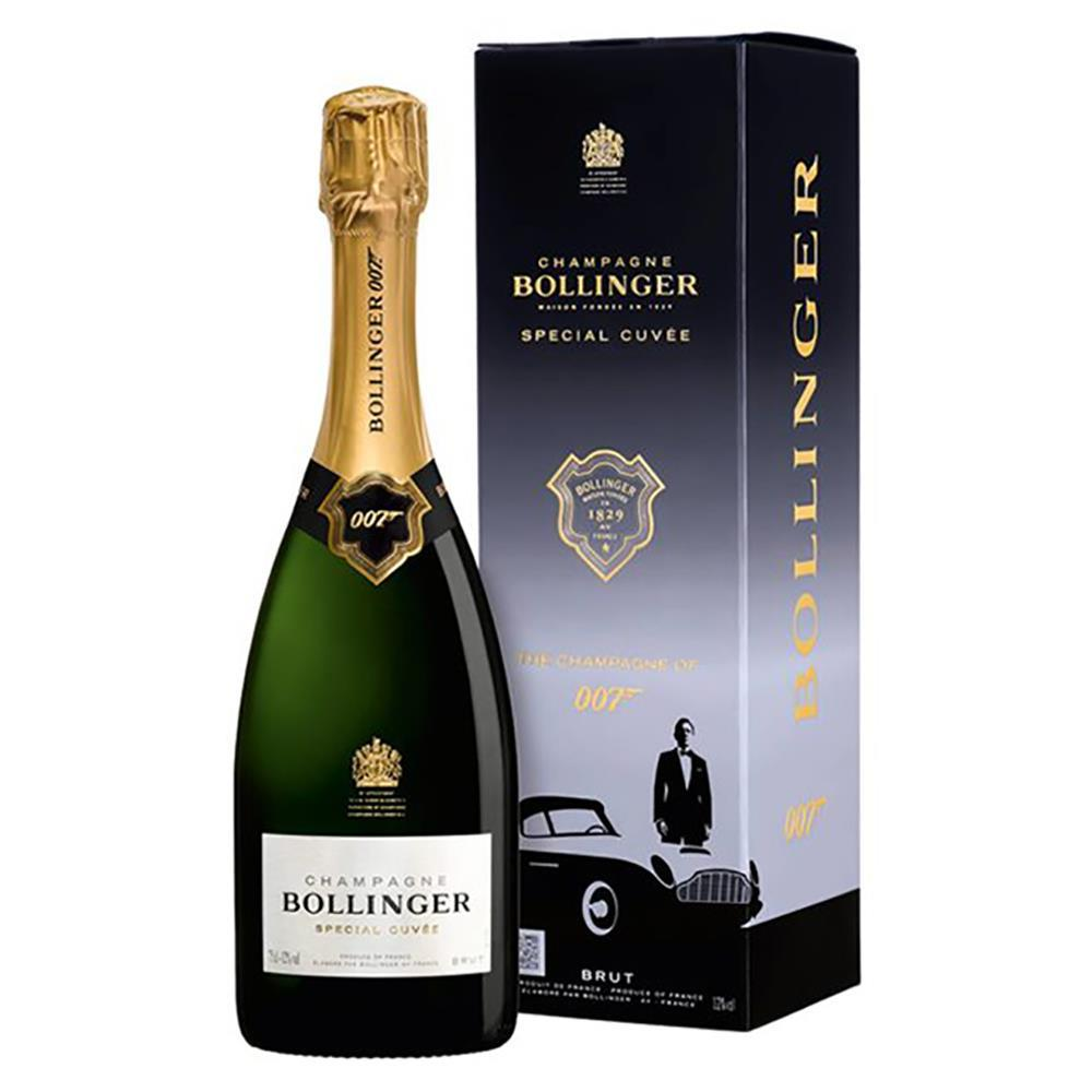 BOLLINGER LIMITED EDITION BOND 007