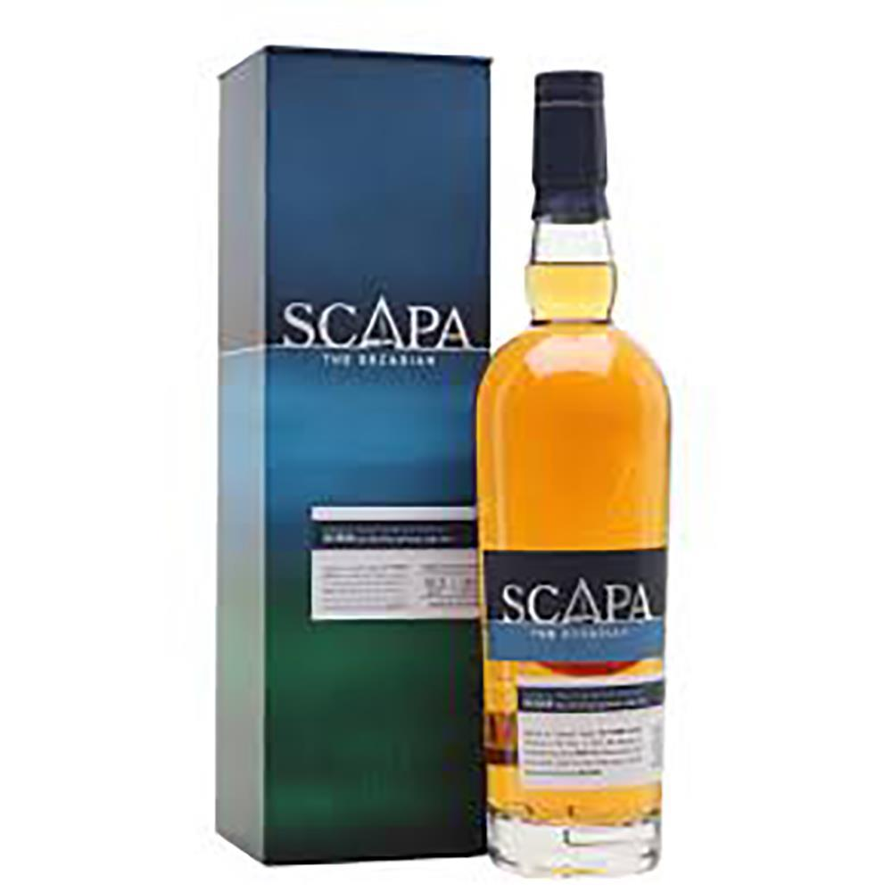 SCAPA SKIREN SCOTCH WHISKY