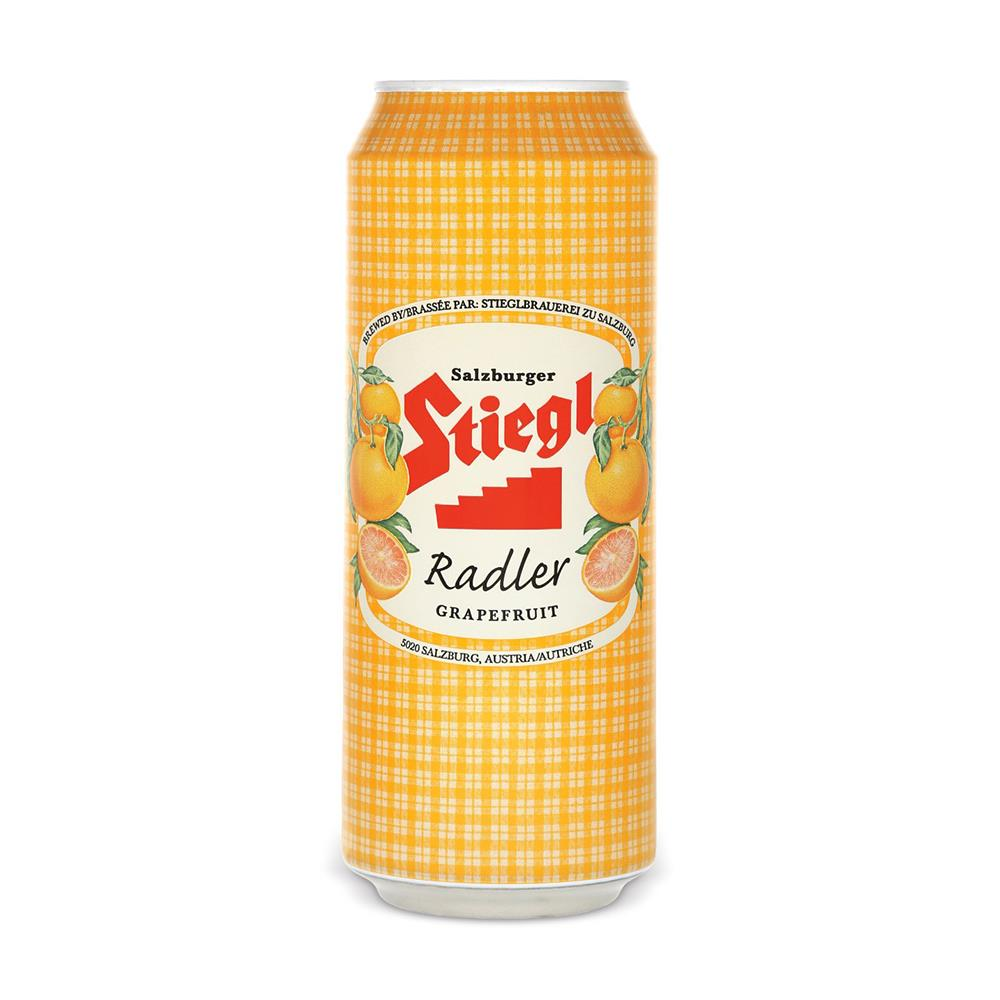 STIEGL GRAPEFRUIT RADLER CAN
