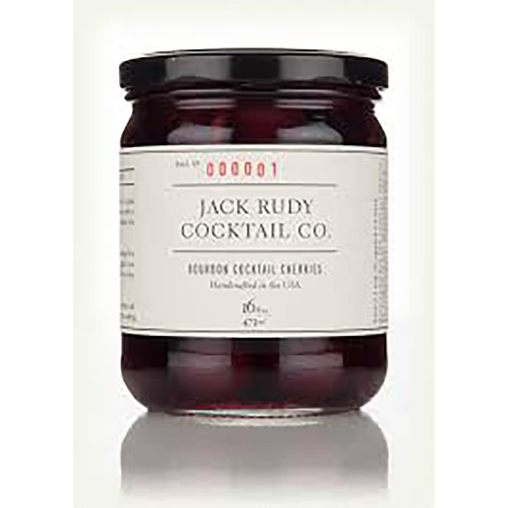 JACK RUDY - BOURBON COCKTAIL CHERRIES