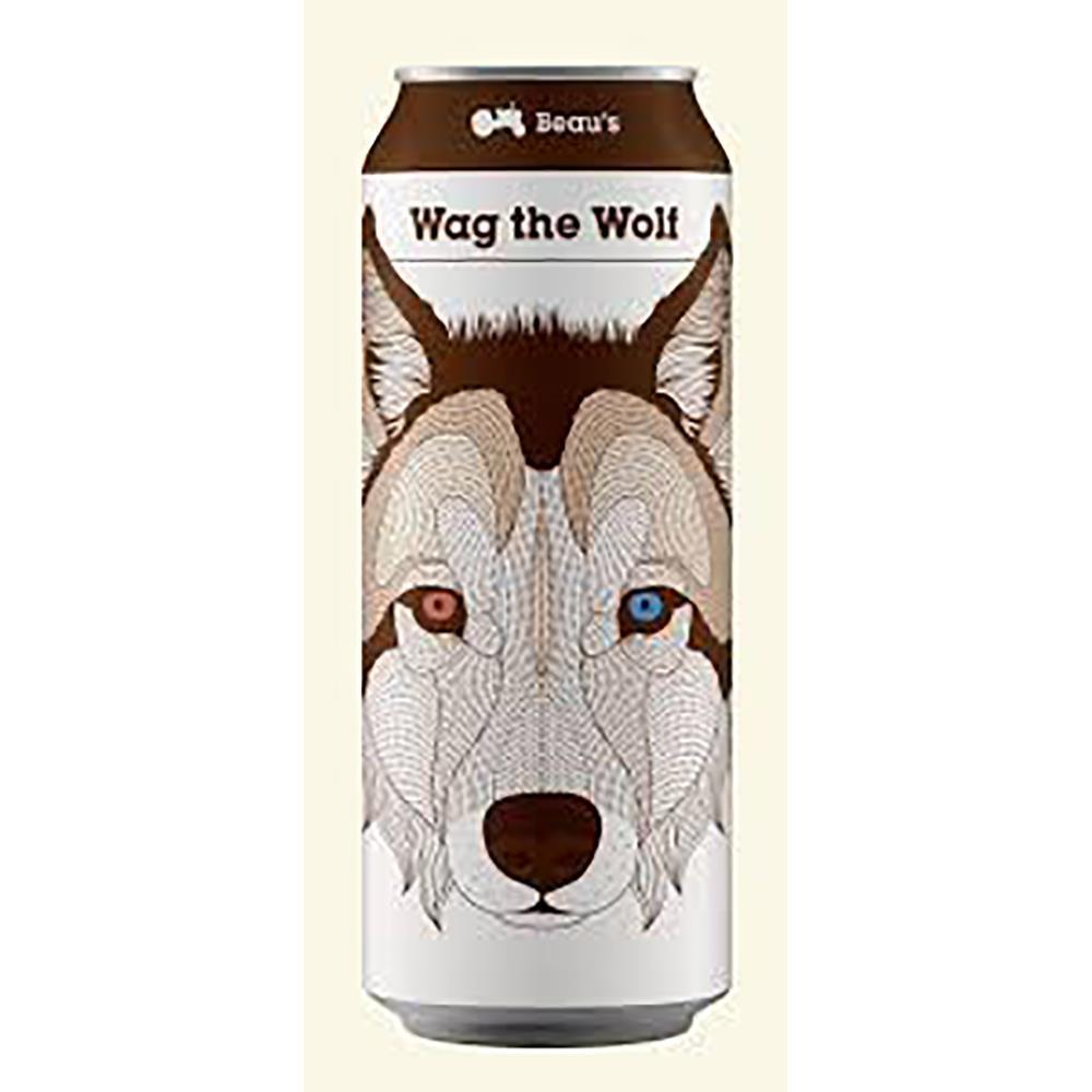 BEAU'S - WAG THE WOLF CANS