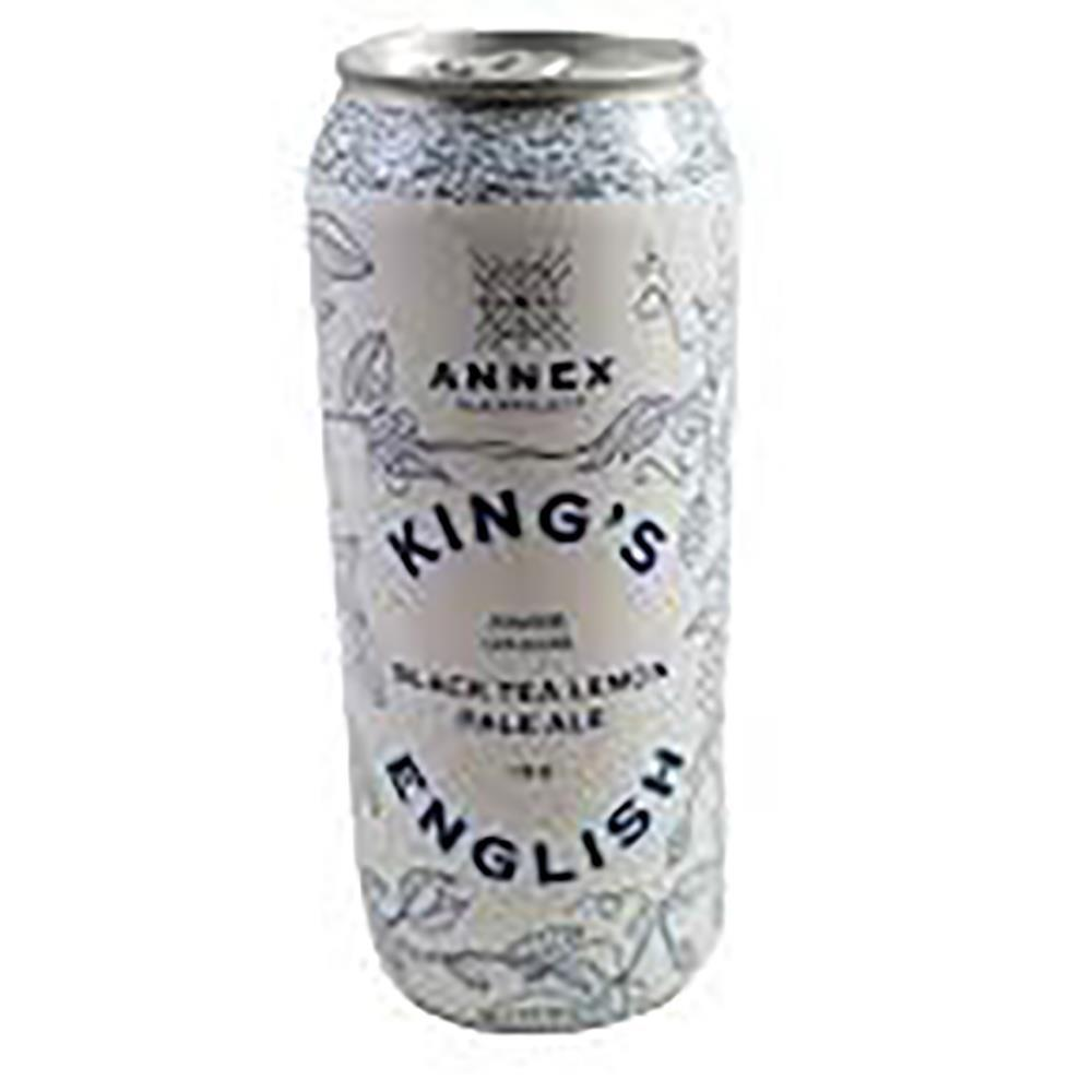 ANNEX KINGS ENGLISH 4 PACK 473ML