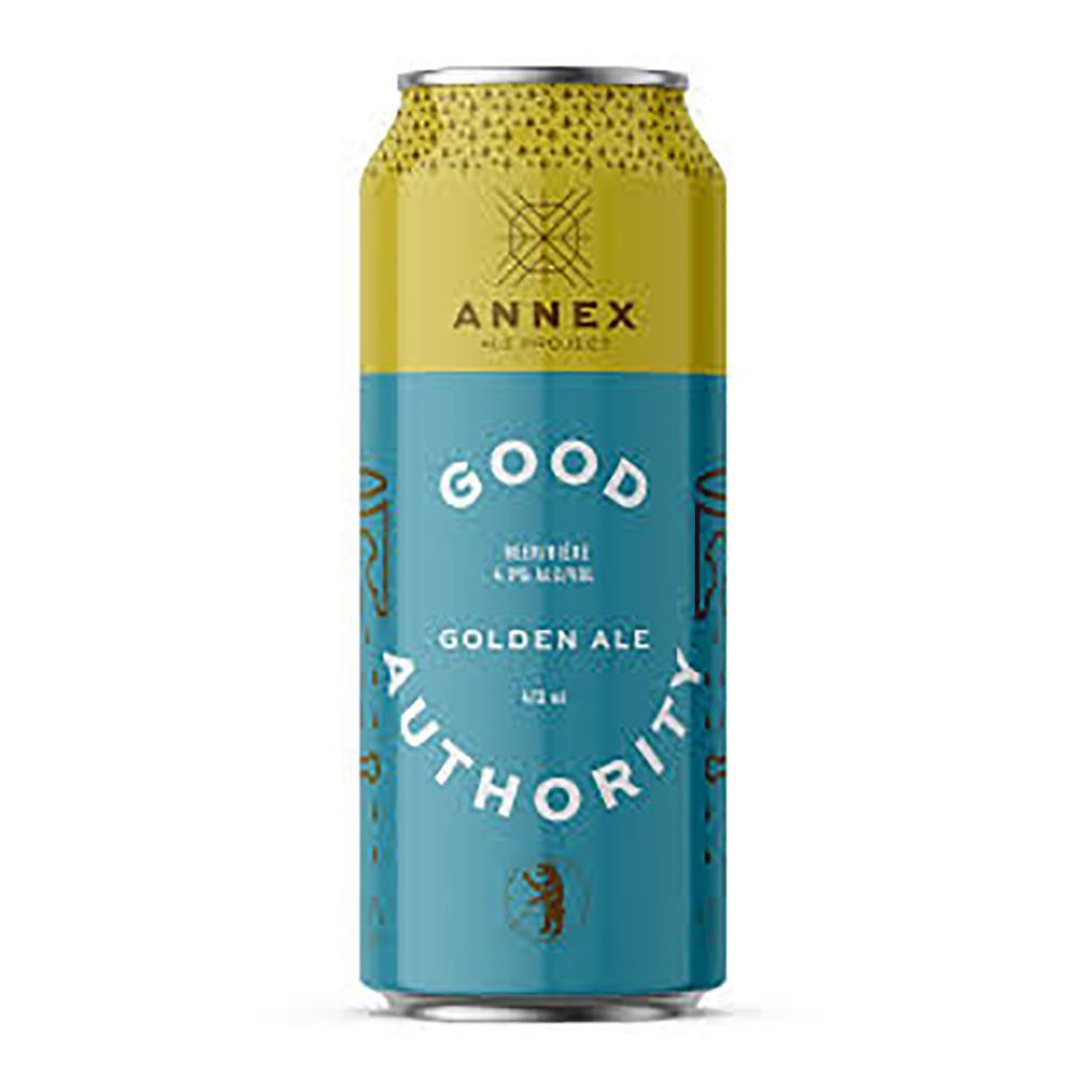ANNEX GOOD AUTHORITY 473ML 4PACK