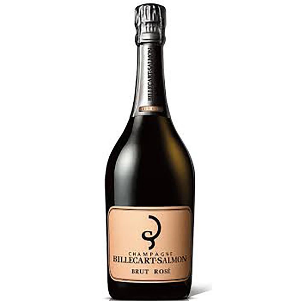 BILLECART SALMON - BRUT ROSE NV 1.5 L