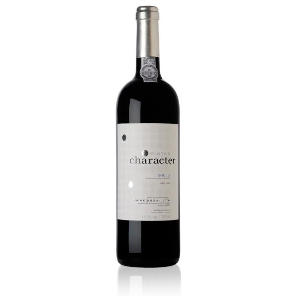 WINE & SOUL PINTAS CHARACTER DOURO RED