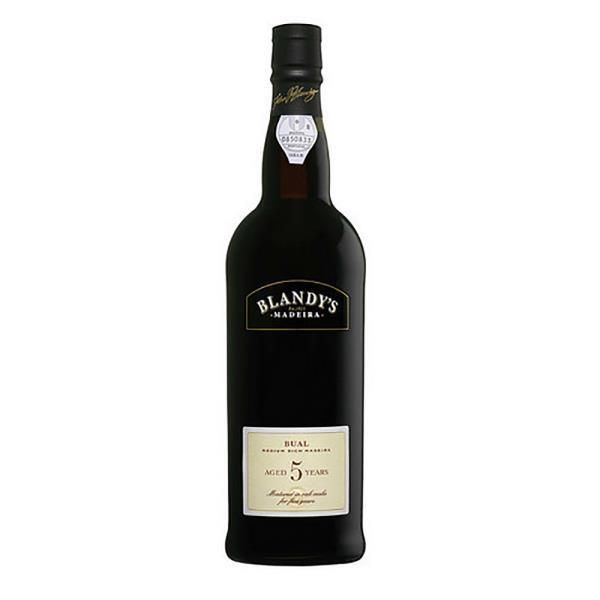 BLANDY'S BUAL 5 YEAR OLD