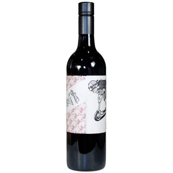 MOLLYDOOKER 'THE SCOOTER' MERLOT