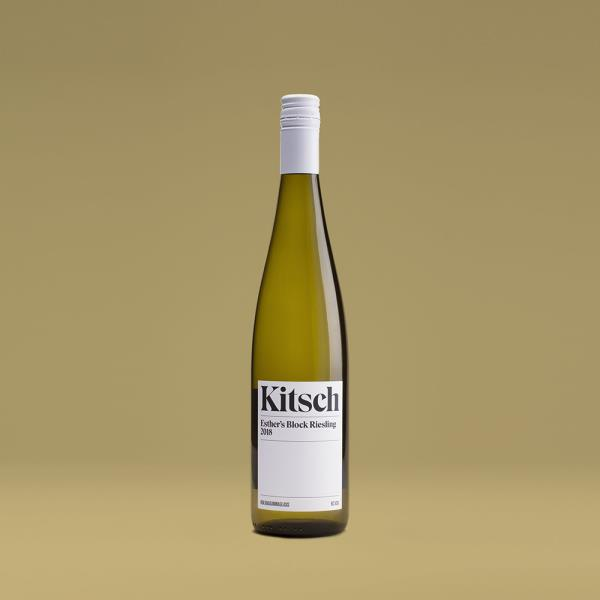 KITSCH WINES ESTHER'S BLOCK RIESLING