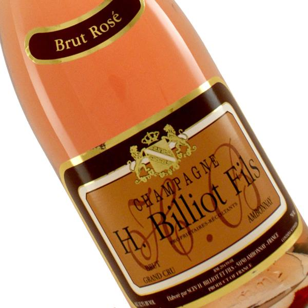 H. BILLIOT FILS BRUT ROSE