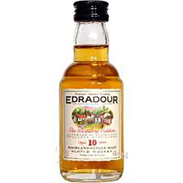 EDRADOUR 10 YO MINIS