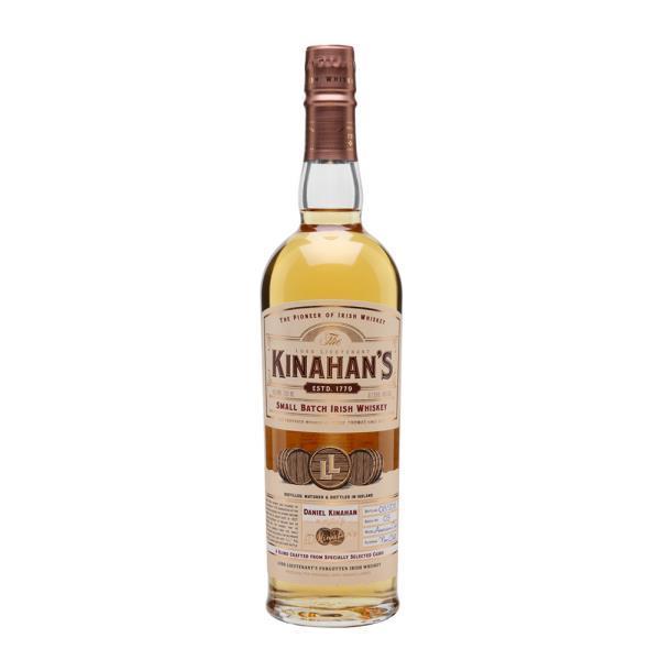 KINAHAN'S BLENDED IRISH WHISKEY