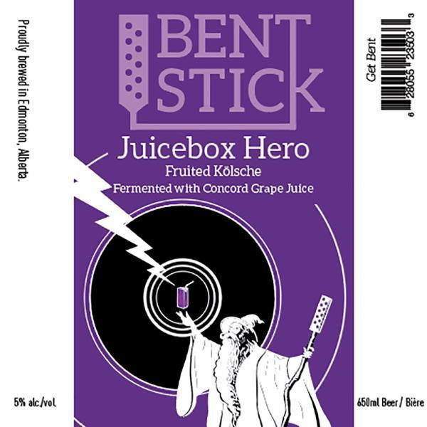 BENT STICK JUICEBOX HERO