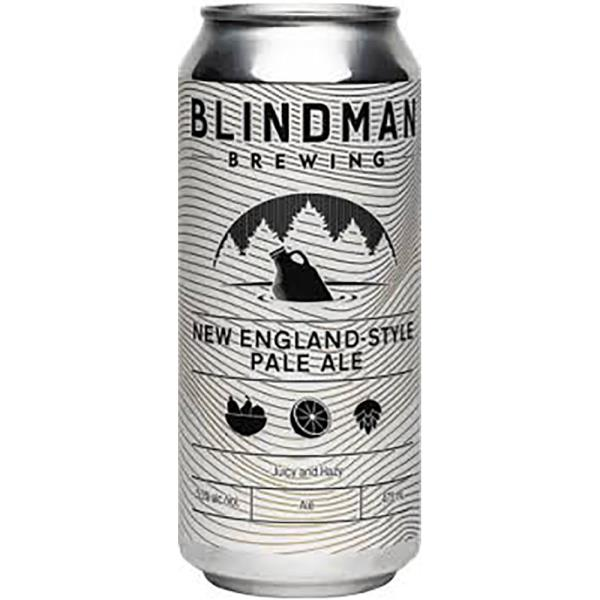 BLINDMAN NEW ENGLAND-STYLE PALE ALE