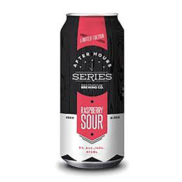 PEI  AFTER HOURS RASPBERRY SOUR CAN