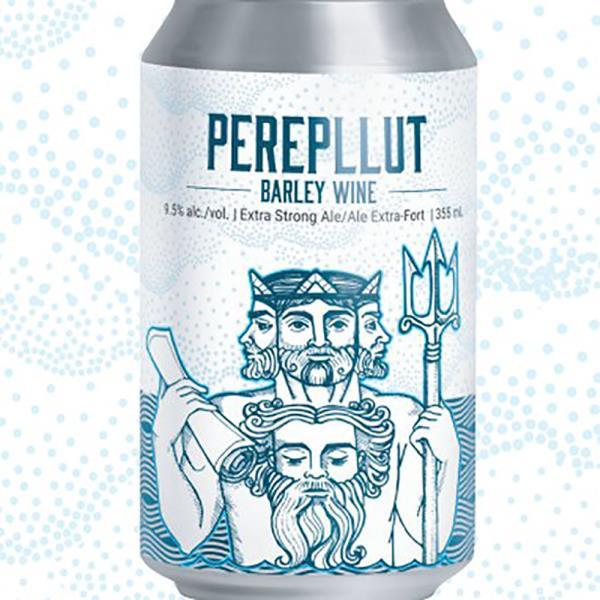 BLINDMAN PEREPLLUT BARLEY WINE