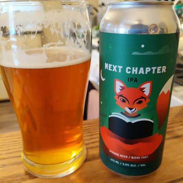 FOXTAIL NEXT CHAPTER IPA