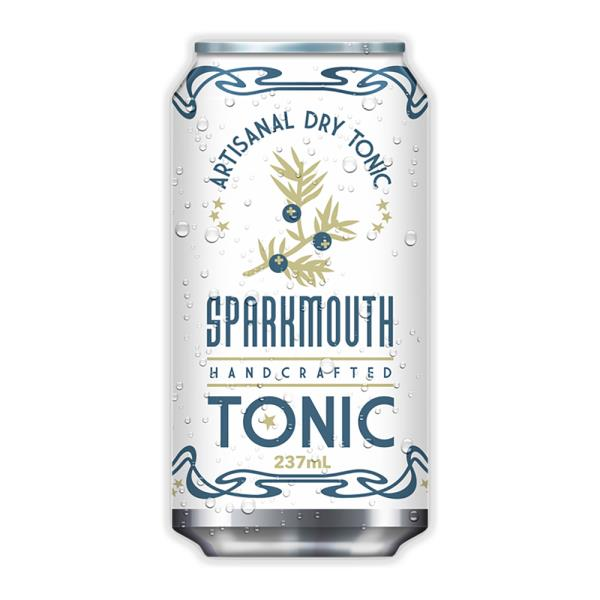 PHILLIPS SPARKMOUTH ARTISINAL DRY TONIC