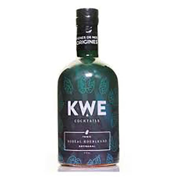 KWE COCKTAILS HOP TONIC SYRUP