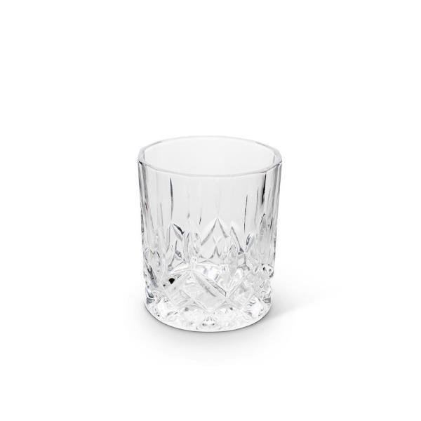 AZTEC DOUBLE ROCKS GLASS 10OZ