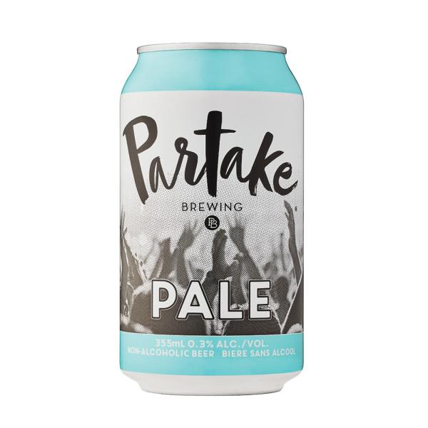 PARTAKE NON ALCOHOLIC STOUT (6X4 PACK)