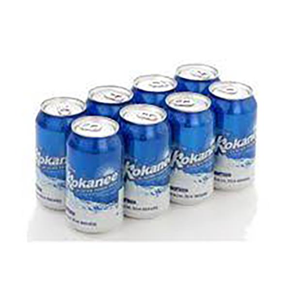 KOKANEE 8 REG CANS  355ML
