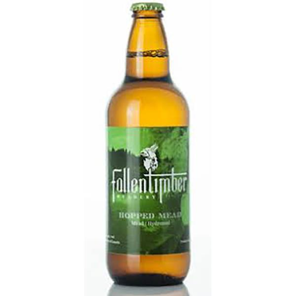 FALLENTIMBER MEADERY - HOPPED MEAD
