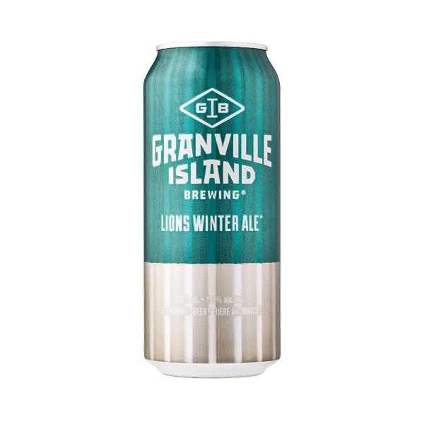 GRANVILLE ISLAND WINTER ALE 4PACK