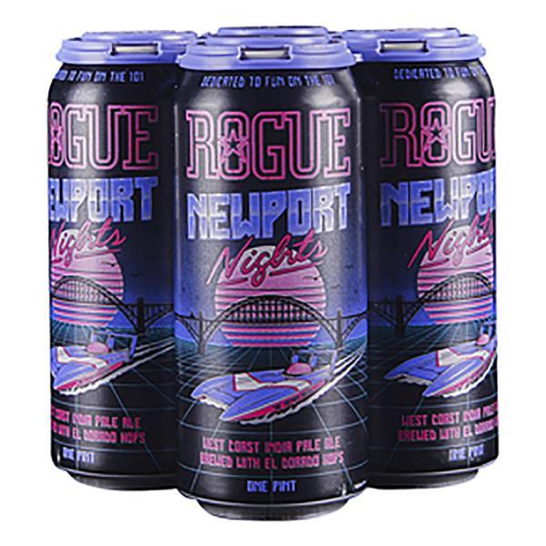 ROGUE - NEWPORT NIGHT IPA