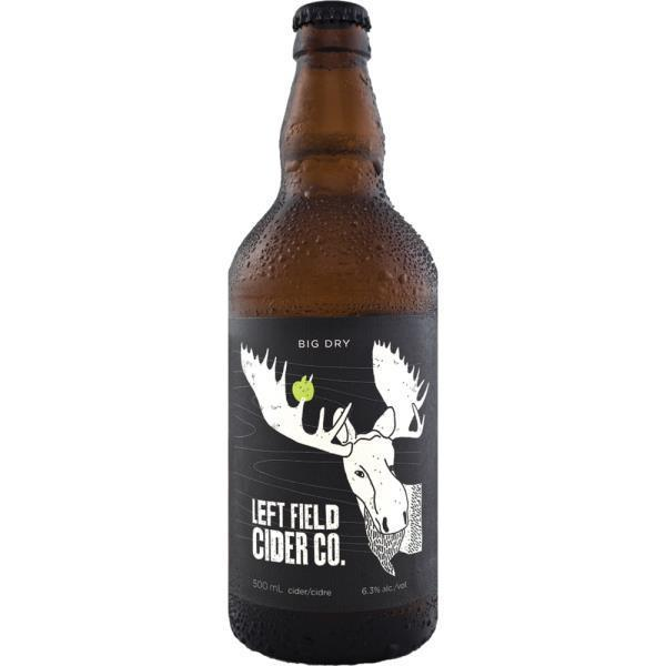LEFT FIELD CIDER - BIG DRY