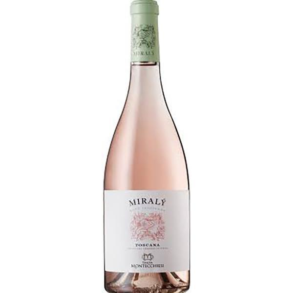 MONTECCHIESI TOSCANA ROSE IGT MIRALY