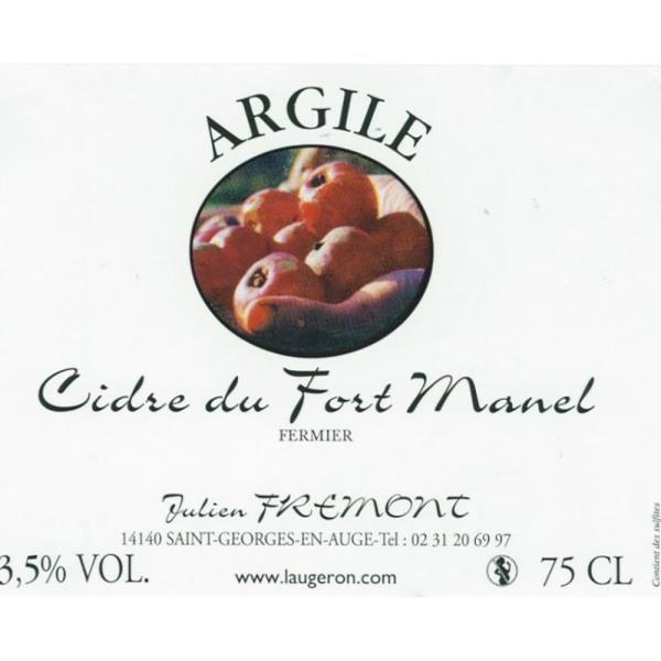 FREMONT CIDRE ARGILE