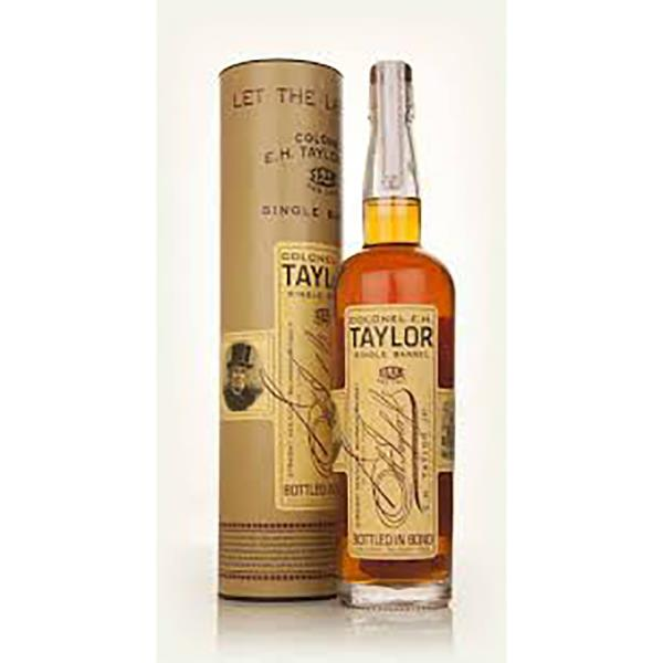 EH TAYLOR SINGLE BARREL SMALL BATCH