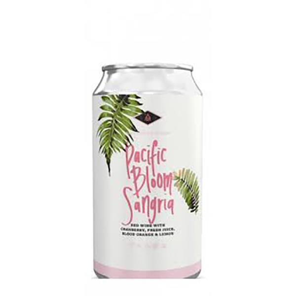 ALLOY PACIFIC BLOOM SANGRIA 4x375ML CANS
