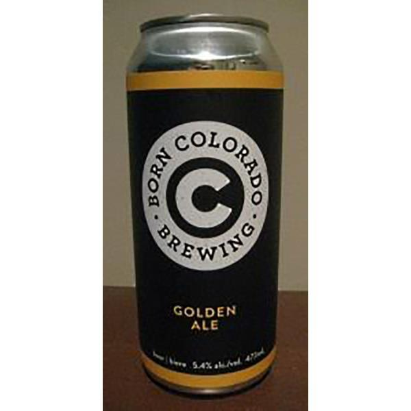BORN GOLDEN ALE 4x473ML CAN