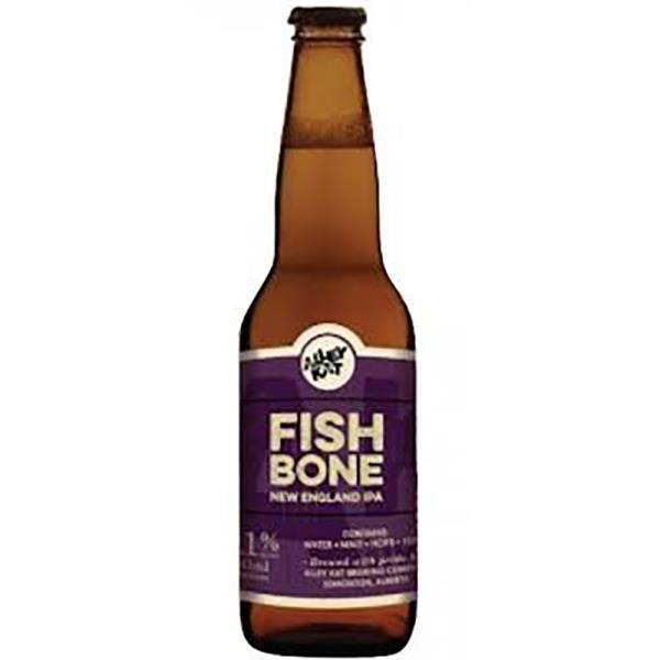 ALLEY KAT FISH BONE NEW ENGLAND IPA