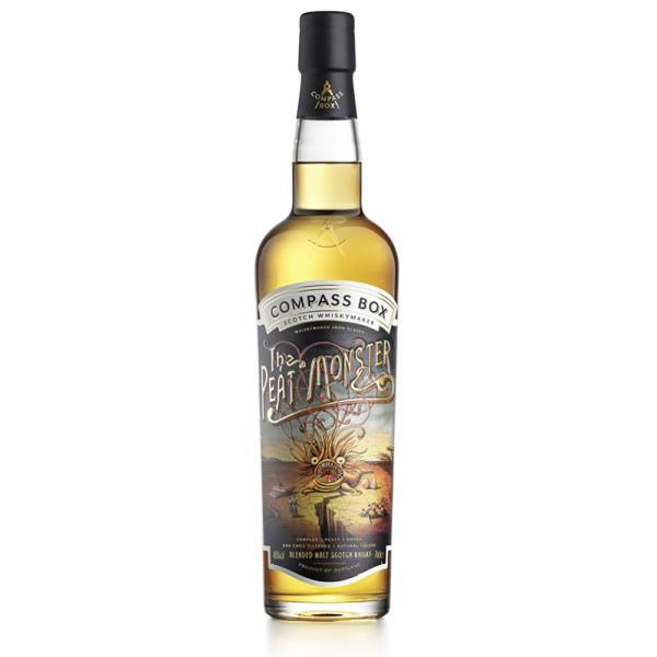 COMPASS BOX PEAT MONSTER
