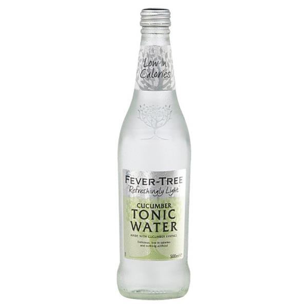 FEVER TREE CUCUMER LIGHT 4X200ML