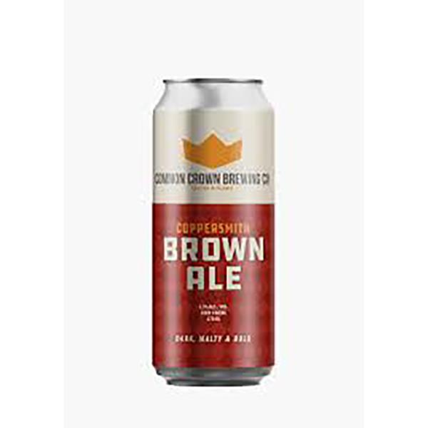 COPPERSMITH BROWN 4PK