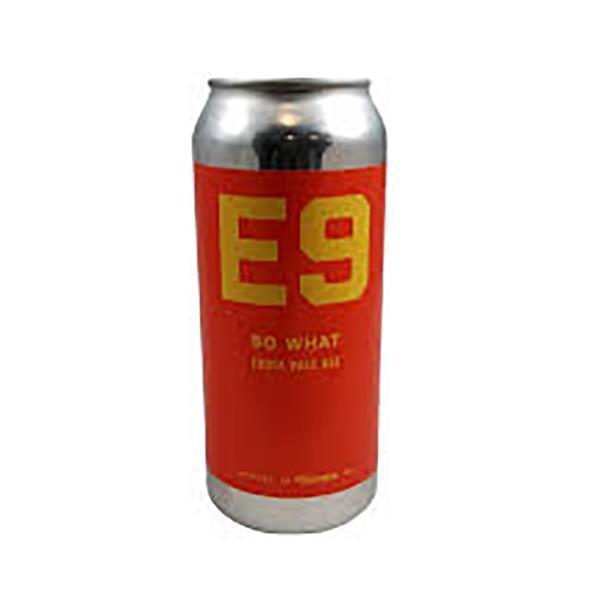 E9 SO WHAT IPA