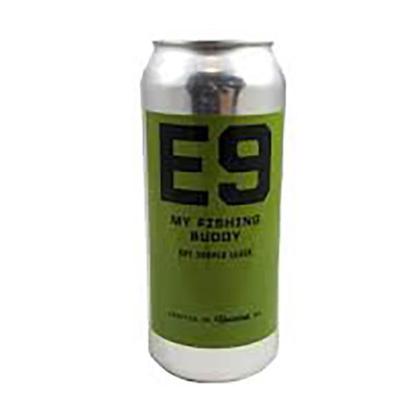 E9 MY FISHING BUDDY DH LAGER