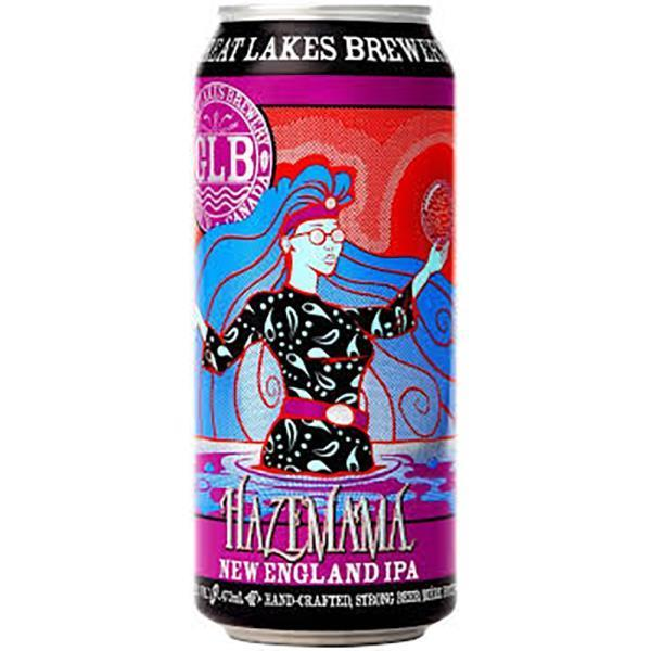 GREAT LAKES HAZE MAMA NEIPA SINGLE 473ML