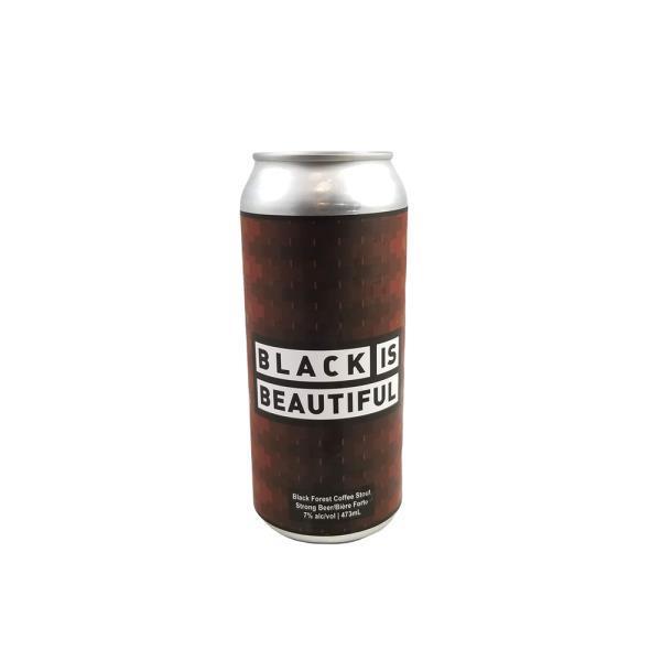 CABIN BLACK IS BEAUTIFUL 4X473ML