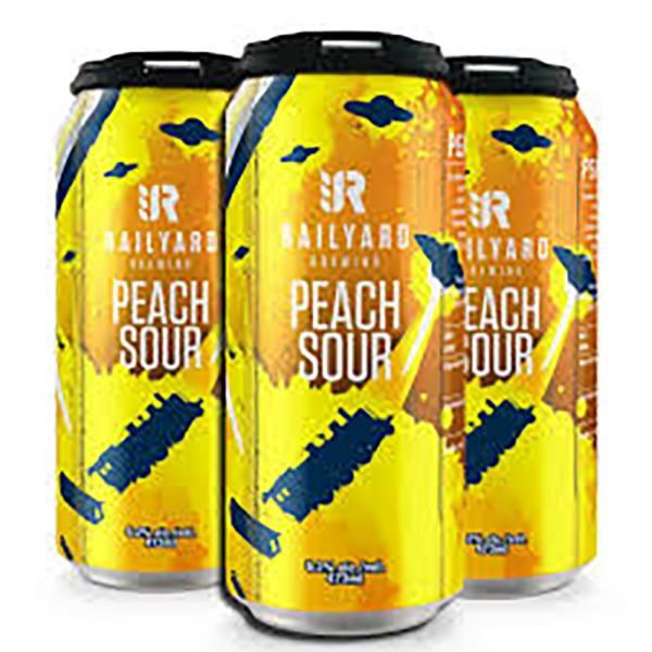 RAILYARD PEACH SOUR