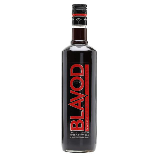 BLAVOD PURE BLACK PREMIUM VODKA 750ML