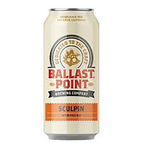 BALLAST POINT SCULPIN IPA TALL CAN