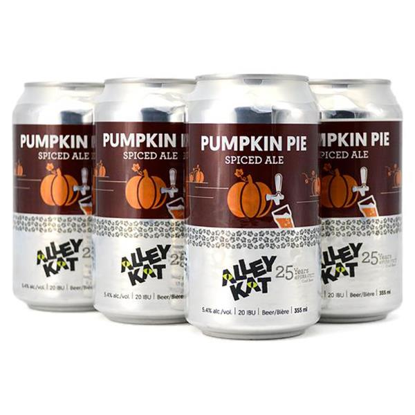 ALLEY KAT PUMPKIN PIE ALE