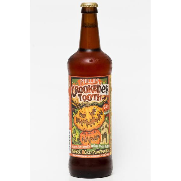 CROOKEDER TOOTH IMPERIAL PUMPKIN ALE