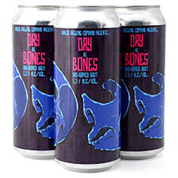 ANALOG DRY AS BONES 4X473ML CANS