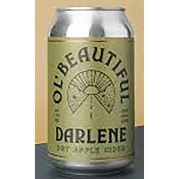 OL'BEAUTIFUL DARLENE DRY CIDER 4X355ML