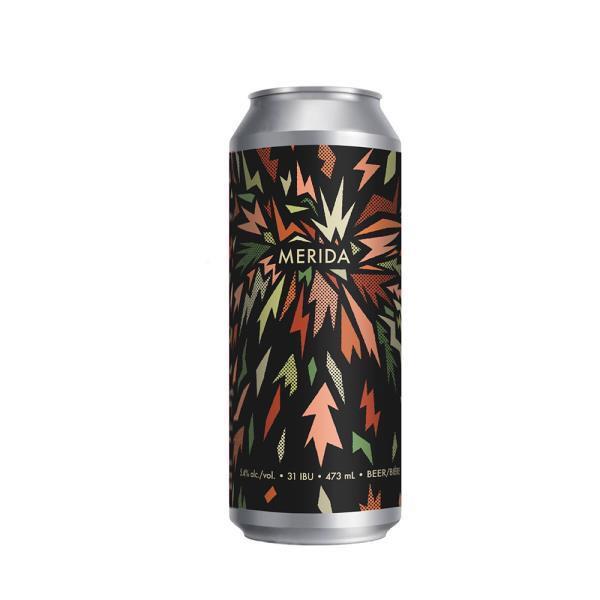 2CROWS - MERIDA NE IPA 473ML SINGLE CAN